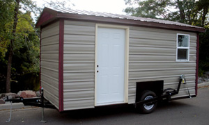 North woods fish house rentals and sleepers red lake mn for Red lake fish house rentals